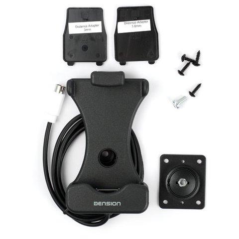 Автомобільний тримач зарядка для iPhone iPod Dension  IP51CR9