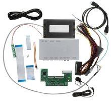 Комплект для встановлення функції СarPlay в Toyota Camry з системою Fujitsuten - Короткий опис