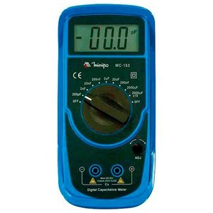 Digital Capacitance Meter Minipa MC-153