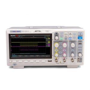 Super Phosphor Oscilloscope SIGLENT SDS1202X-E