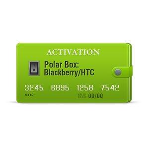 Licencia 2 para Polar Box: Teléfonos BlackBerry + HTC  (Android & Windows)