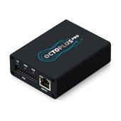 Caja Octoplus Pro con juego de cables/adaptadores 7 en 1 (con activaciones Samsung + LG + eMMC/JTAG + Unlimited Sony Ericsson + Sony + Octoplus FRP Tool + Huawei Tool)