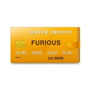 Furious - серверные кредиты