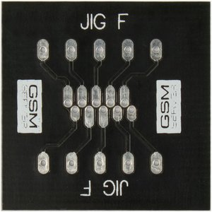 JTAG адаптер F