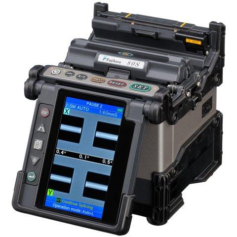 """Зварювальний апарат для оптоволокна Fujikura 80S+ """"Kit A"""" Standard"""