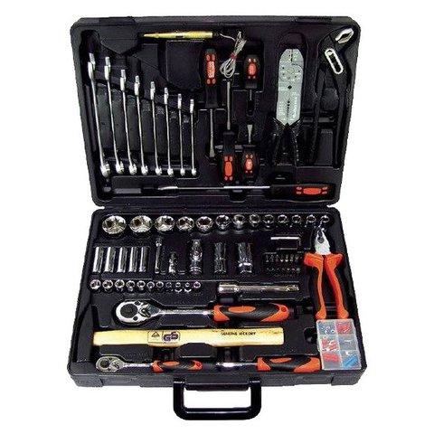 Набір інструментів INTERTOOL ET 6099 для автомобілів