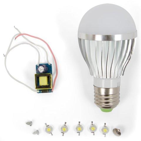 Комплект для збирання світлодіодної лампи SQ Q02 5 Вт холодний білий, E27