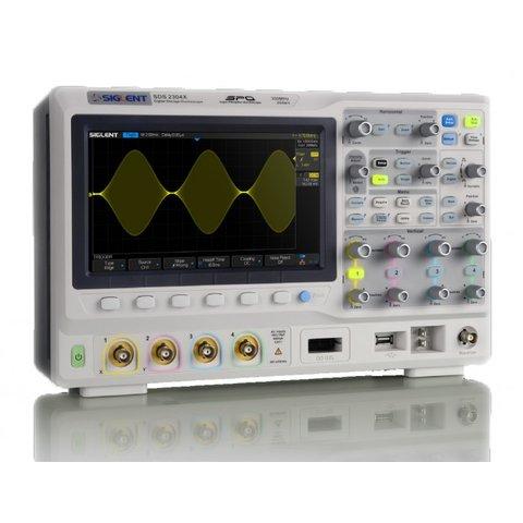 Фосфорний цифровий осцилограф SIGLENT SDS2302X