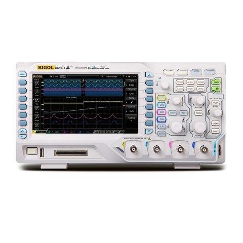 Цифровий осцилограф RIGOL DS1074Z Plus