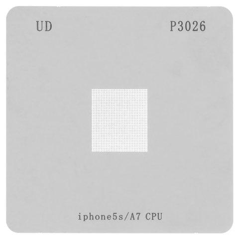 BGA трафарет A7 CPU для мобільного телефону Apple iPhone 5S