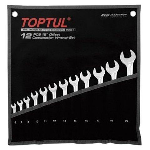 Набір гайкових ключів TOPTUL GPAX1202