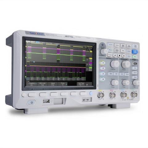 Цифровий осцилограф SIGLENT SDS1104X U