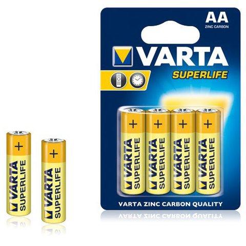 Батареї VARTA 2006 АА (R6) Superlife (4 шт.)