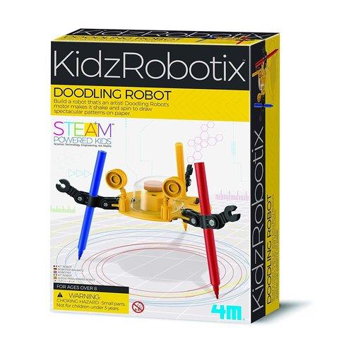 STEAM-конструктор 4M Робот-художник 00-03280
