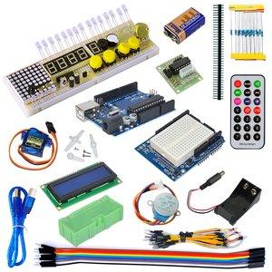 Электронный конструктор Haitronic Стартовый набор для Arduino