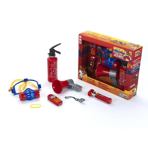 Набор пожарного с 7 элементов Klein
