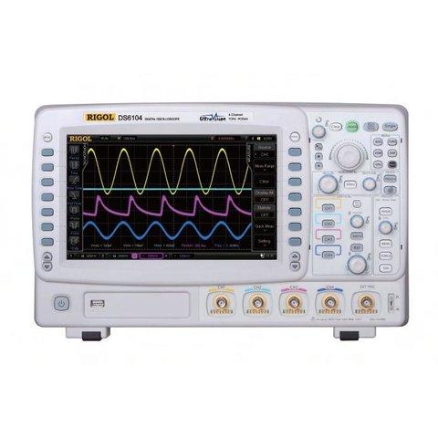 Digital Oscilloscope Rigol DS6104