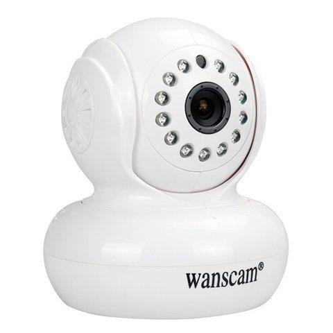 Беспроводная HD IP-камера наблюдения HW0021-200w (1080p, 2 МП)